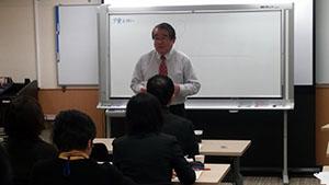 花輪先生の楽しい講義花輪先生の楽しい講義